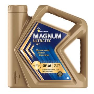 RN Magnum Ultratec A3 5W 40 4L