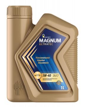 RN Magnum Ultratec 5W 40 1L
