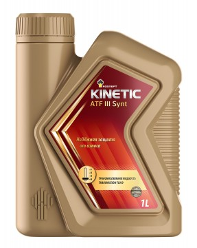 Kinetic ATF III Synt 1L