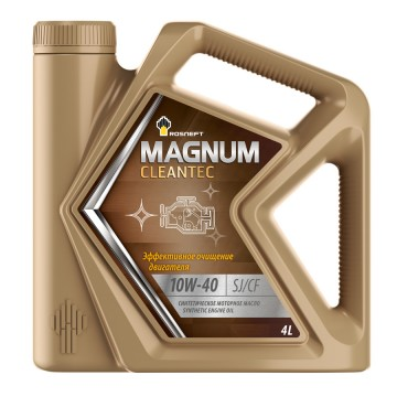RN Magnum Cleantec 10W 40 4L
